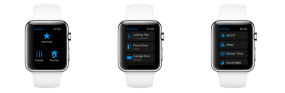 insteon apple watch