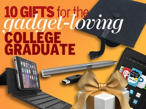10 gifts for the gadget-loving college graduate