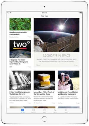 ios9 news ipad
