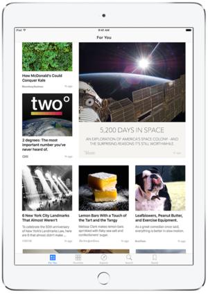 ios9 news ipad
