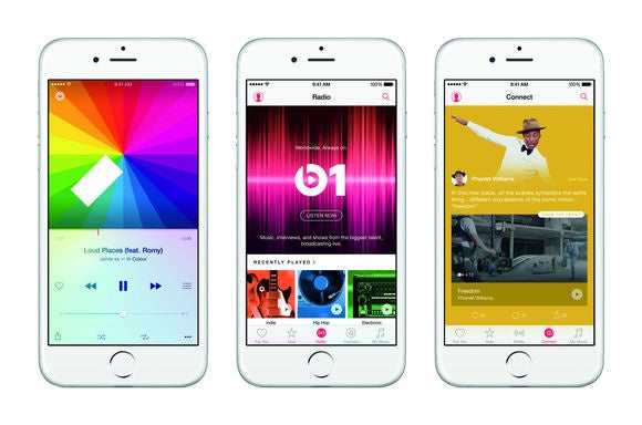apple music will dominate with the power of the preinstalled app
