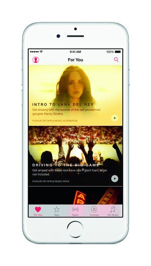 iphone6 applemusic foryou pr print