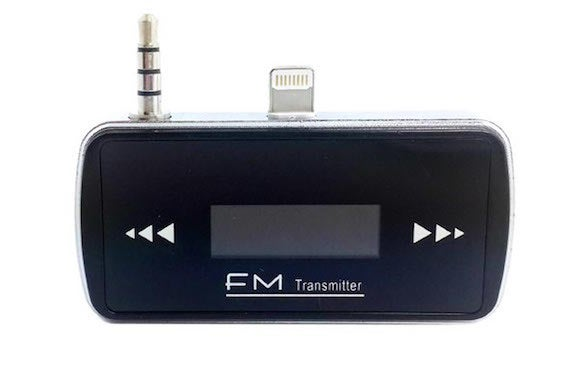 iphone 6 fm transmitter music player