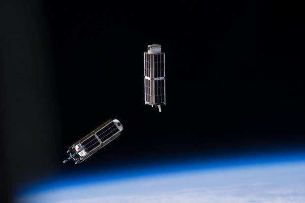 DARPA seeks high-speed inter-satellite communication technology