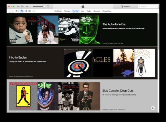 itunes 12.2 mac