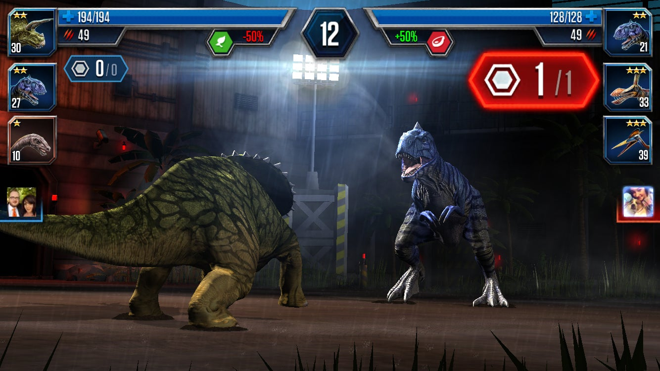 Freemium Field Test: Jurassic World: The Game might leave