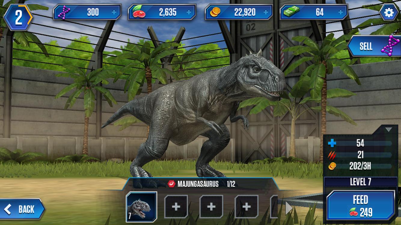 Jurassic Dinosaur