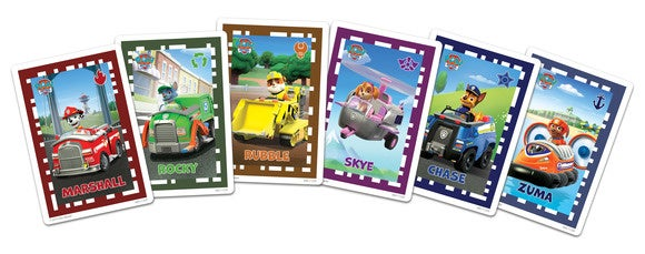 leapfrog imagicard paw patrol cards