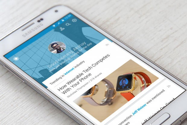 linkedin pulse samsung galaxy