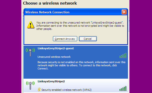 linksys.guest.windowsxp