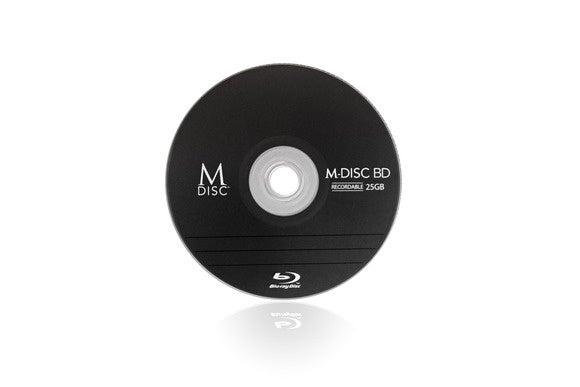 m disc mdbd