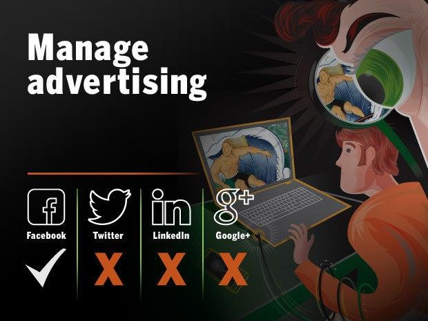 manage advertising 19