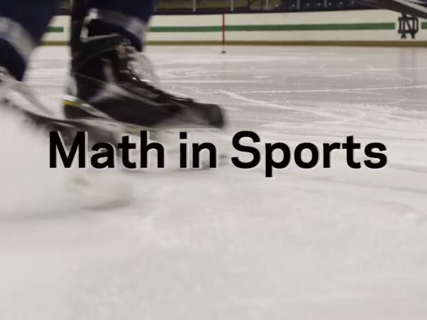 math sports edx notre dame