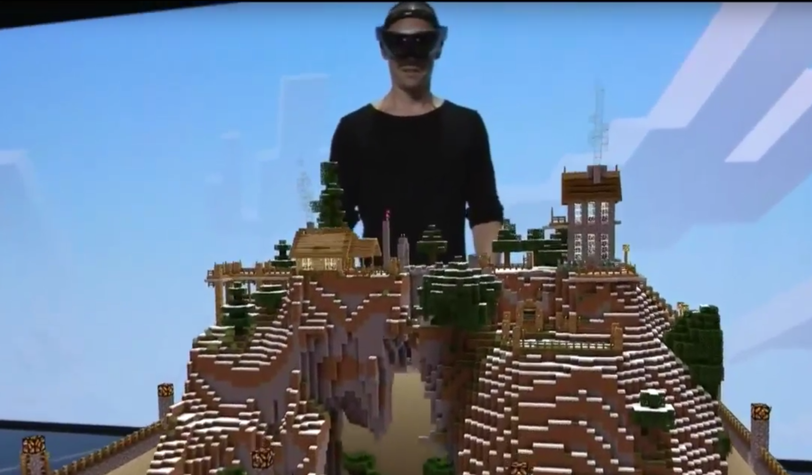 Hands on: Minecraft for the Oculus Rift may be the best VR