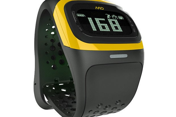 Mio Alpha 2 heart rate watch