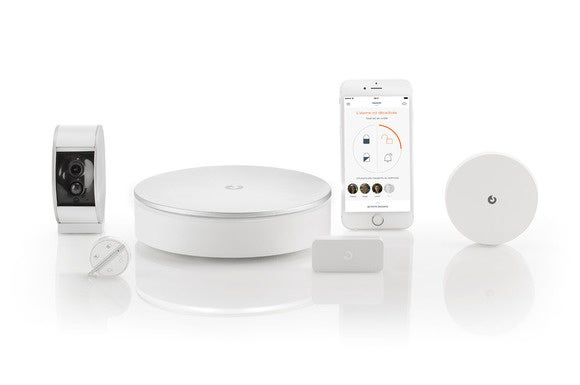 Myfox Home Alarm And Security Camera System