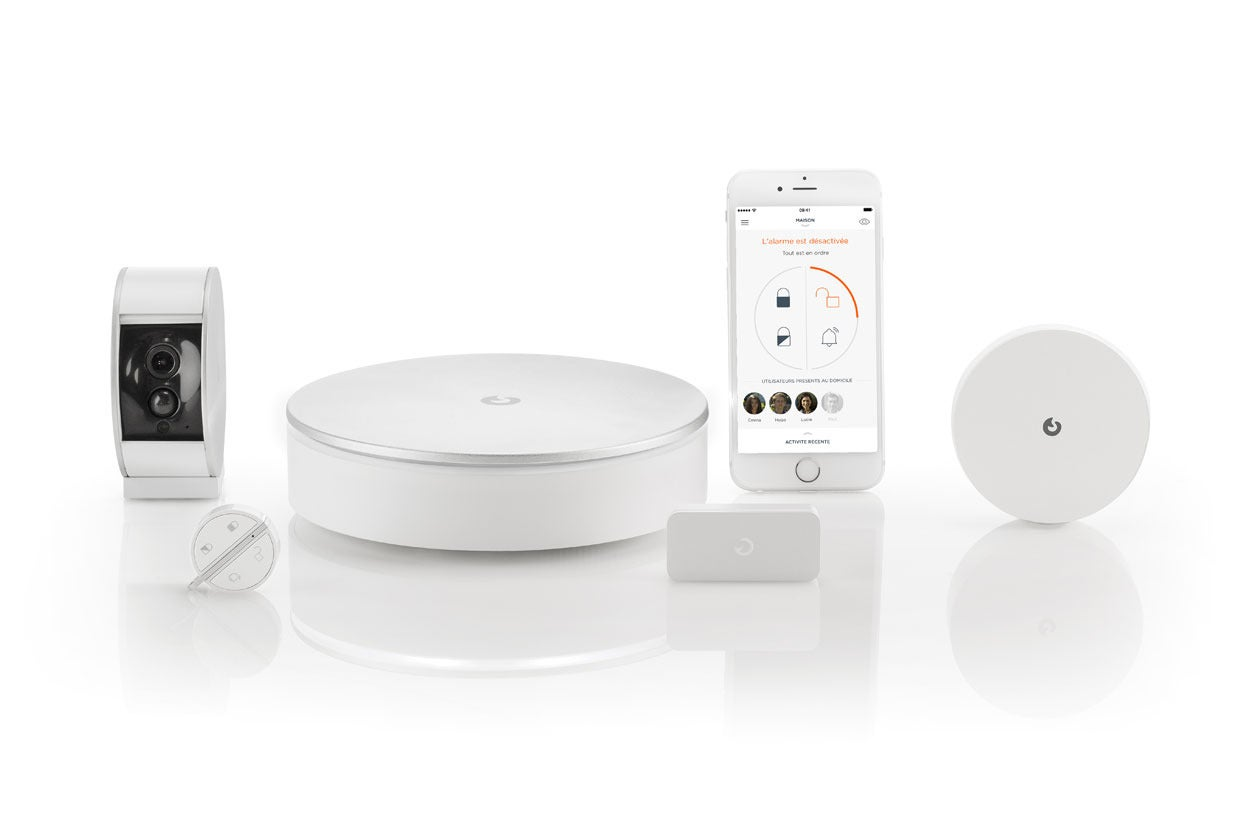 Myfox brings its security camera and home alarm system to - Myfox home alarm ...