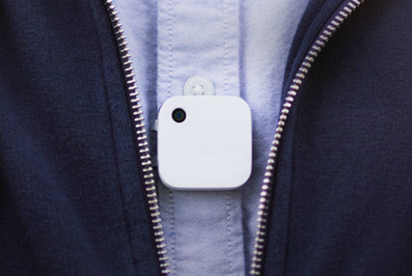 narrative clip white