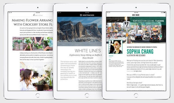 Apple replaces Newsstand with Flipboard-style app called News | Macworld