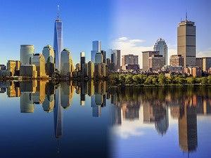 newyork boston
