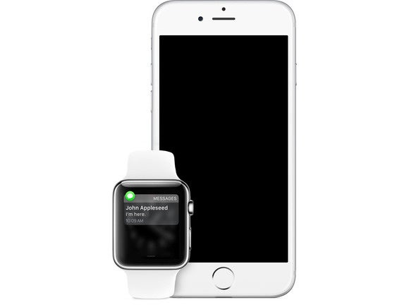 notification apple watch iphone