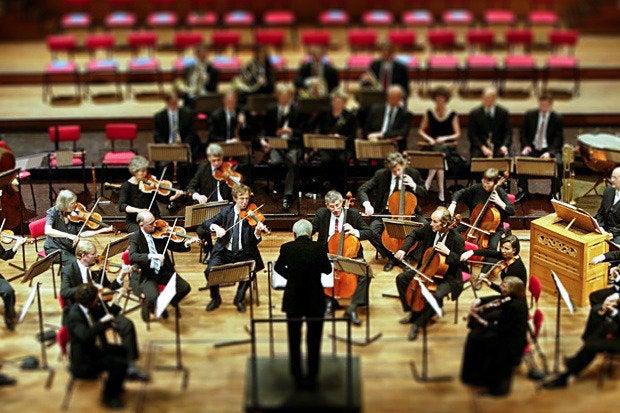 orchestra tiltshift