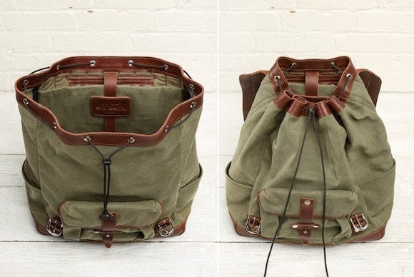 padandquill leatherbackpack ipad