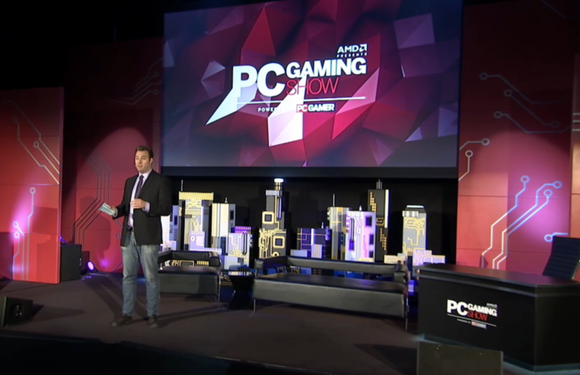 pc gaming show primary