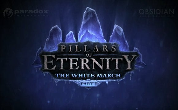 pillars of eternity white march