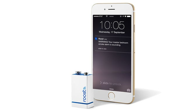 roost battery and app