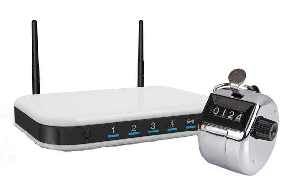 router headcount