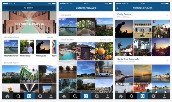 Instagram_explore_page