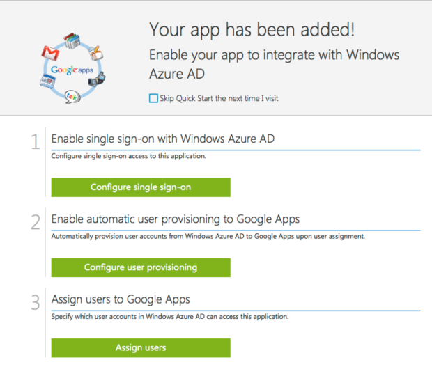 Microsoft Azure Active Directory Access Control