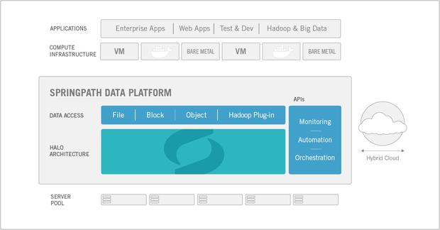 springpath data platform