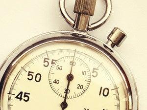 stopwatch zero