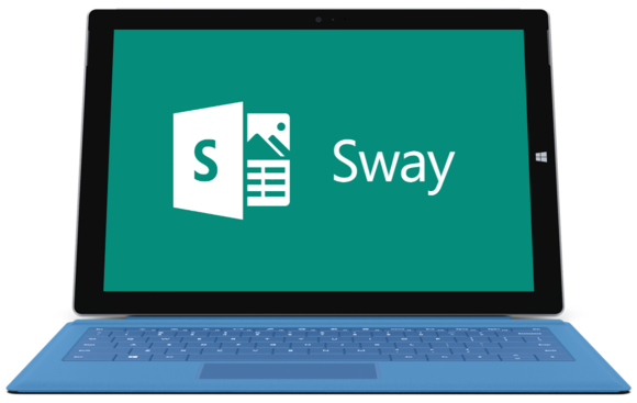 Microsoft has announced new features for Sway.