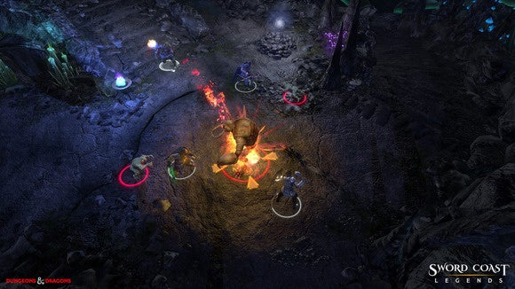 sword coast legends screenshot 7