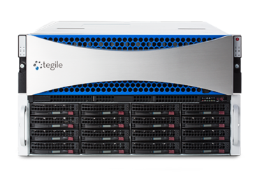 tegile hybrid array storage
