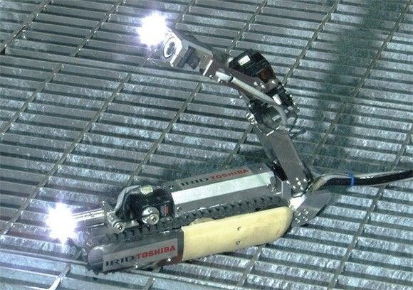 toshiba scorpion robot