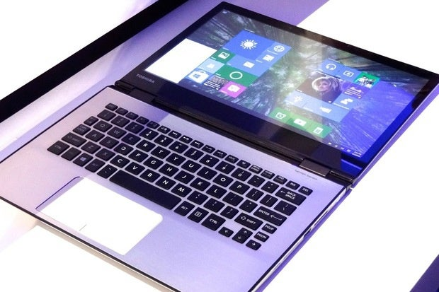 Microsoft teases notebooks and tablets running windows 10