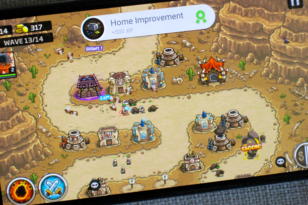 tower defense apps android