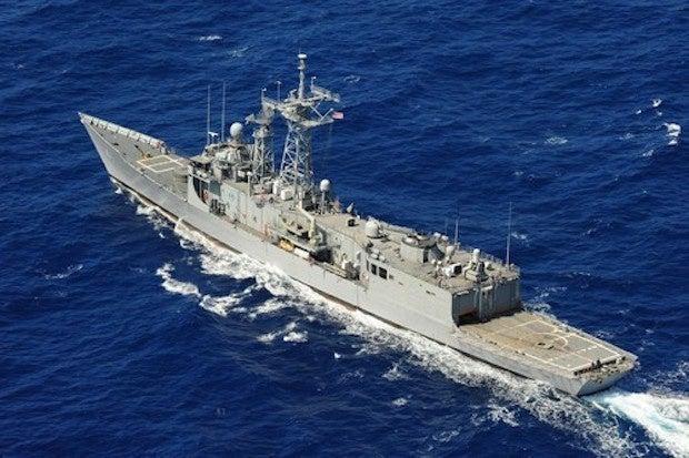 u.s. navy ship