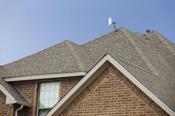 vivint antenna rooftop