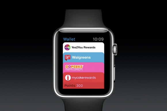 watchos 2 rewards