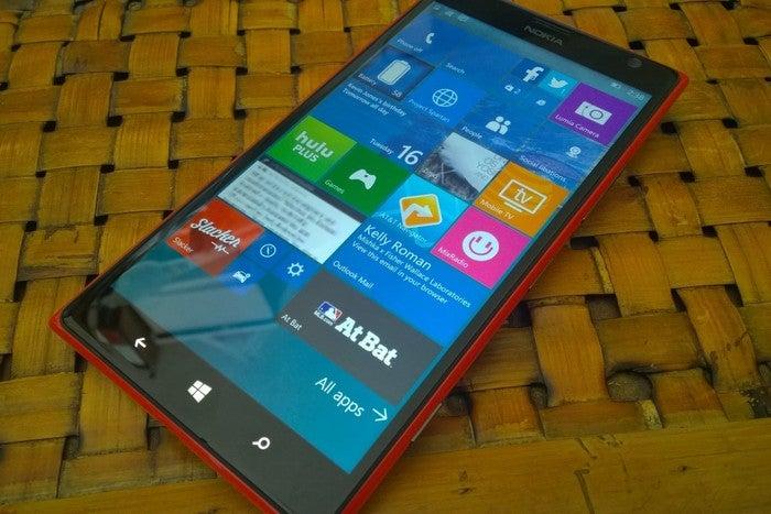 Microsoft's Windows 10 phones won't get Android app ports ...