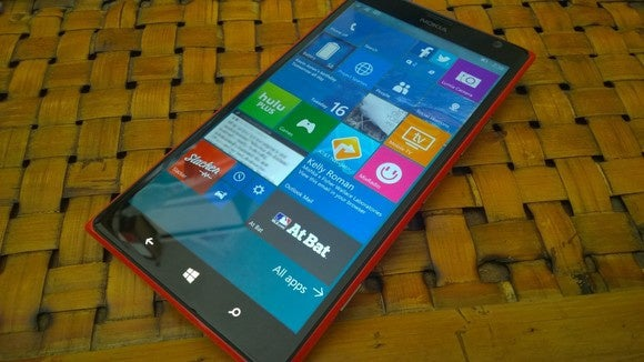 Microsoft's Windows 10 phones won't get Android app ports anytime soon
