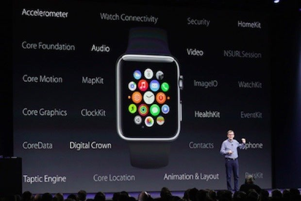 All the new Apple Watch 2 features