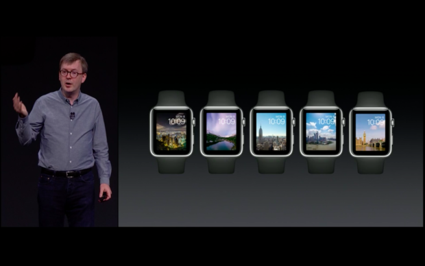 wwdc watchfaces