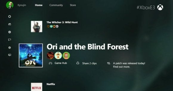 Upcoming Xbox One Update Brings New User Interface