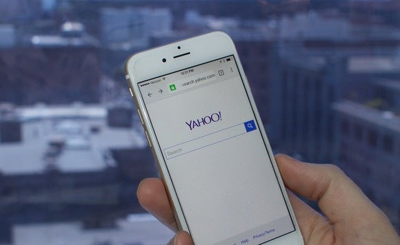 yahoo mobile site